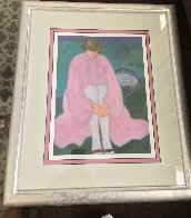 White Stockings 1986 Limited Edition Print by Barbara Wood - 1