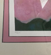 White Stockings 1986 Limited Edition Print by Barbara Wood - 3