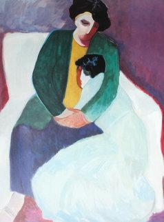 Circle of Love Limited Edition Print - Barbara Wood
