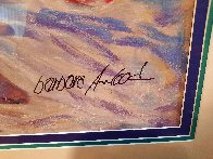 Taffeta And Lace 1999 Huge 53x44 Limited Edition Print by Barbara Wood - 3