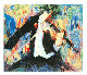 Violinist 1991 Limited Edition Print - Barbara Wood