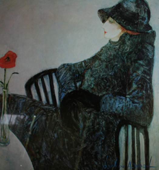 Lady Wellington Limited Edition Print by Barbara Wood
