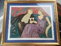 To Us 1999 Limited Edition Print by Barbara Wood - 5
