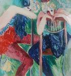 Last Performance 1996 Limited Edition Print - Barbara Wood