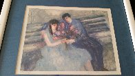 First Love AP Limited Edition Print by Barbara Wood - 3