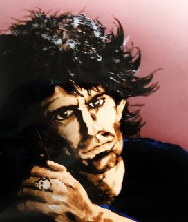 Keith III 1991 Limited Edition Print - Ronnie Wood (Rolling Stones)