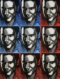 Elvis I 1988 Limited Edition Print by Ronnie Wood (Rolling Stones)
