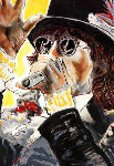 Please Allow Me 2000 Limited Edition Print - Ronnie Wood (Rolling Stones)