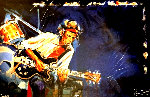 Pensive 2005 Limited Edition Print - Ronnie Wood (Rolling Stones)