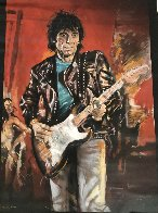 Wa Wa Wood 2007 Limited Edition Print by Ronnie Wood (Rolling Stones) - 2