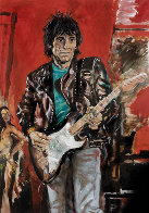 Wa Wa Wood 2007 Limited Edition Print by Ronnie Wood (Rolling Stones) - 1