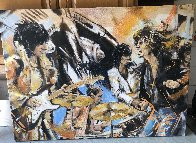 Flatbed '75 - 30 Year Anniversary 2005 Limited Edition Print by Ronnie Wood (Rolling Stones) - 1