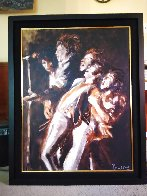 Faces - We'll Meet Again Limited Edition Print by Ronnie Wood (Rolling Stones) - 1