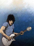 Solo I and Solo II 1992 Limited Edition Print by Ronnie Wood (Rolling Stones) - 0
