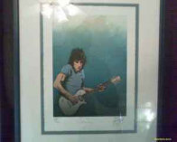 Solo I and Solo II 1992 Limited Edition Print by Ronnie Wood (Rolling Stones) - 2