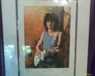 Solo I and Solo II 1992 Limited Edition Print by Ronnie Wood (Rolling Stones) - 3