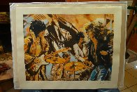 Flat Bed Truck 2005 Limited Edition Print by Ronnie Wood (Rolling Stones) - 1