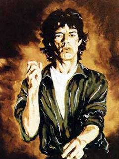 Rolling Stones Suite II Limited Edition Print - Ronnie Wood (Rolling Stones)