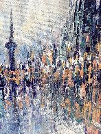 Toronto Impressions 2020 8x10 Original Painting by Linda Woolven - 3