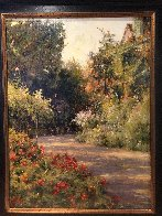 A Garden in Normandy Limited Edition Print by Leonard Wren - 5