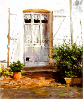 Passage Du Maison Limited Edition Print - Leonard Wren