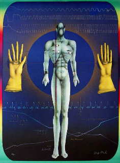 Intensivmedizin 1984 Limited Edition Print by Paul Wunderlich