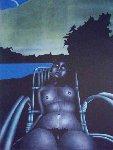 Twilight 1971 Limited Edition Print - Paul Wunderlich