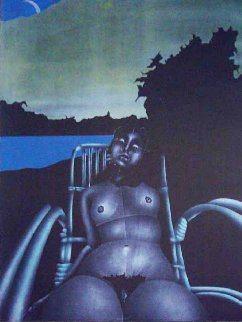 Twilight 1971 Limited Edition Print by Paul Wunderlich