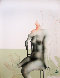Bien Assise 1970 Limited Edition Print by Paul Wunderlich - 0
