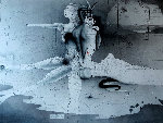 Bacchus and Ariadne 1978 Limited Edition Print - Paul Wunderlich