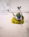 l'Oeuf Bleu 1970 Limited Edition Print by Paul Wunderlich - 0