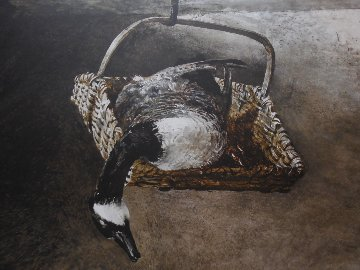 Canada 1976 HS Limited Edition Print by Andrew Wyeth