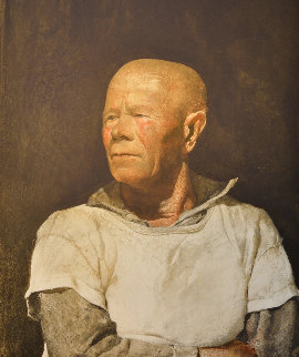 Finn 1976 Limited Edition Print - Andrew Wyeth