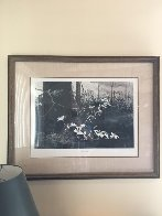 Dogwood 1982 HS Limited Edition Print by Andrew Wyeth - 1