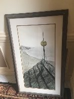 Northern Point 1971 Limited Edition Print by Andrew Wyeth - 3