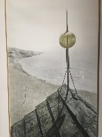 Northern Point 1971 Limited Edition Print by Andrew Wyeth - 1