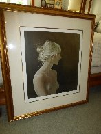 Beauty Mark 1984 HS Limited Edition Print by Andrew Wyeth - 2