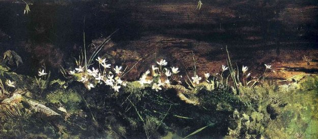 May Day 1971 by Andrew Wyeth