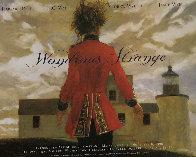 Wondrous Strange Portfolio Exhibition Posters 1999 - Set of 4 HS Limited Edition Print by Andrew Wyeth - 3