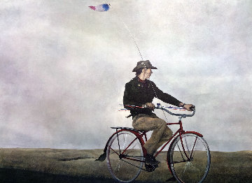 Young American 1950 HS Limited Edition Print - Andrew Wyeth