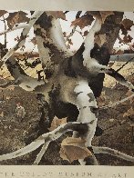 Hunter 1995 Hand Signed Limited Edition Print by Andrew Wyeth - 1