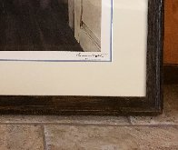 Arthur Cleveland HS  Limited Edition Print by Andrew Wyeth - 1