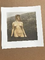 Sea Bed 1980 HS Limited Edition Print by Andrew Wyeth - 1