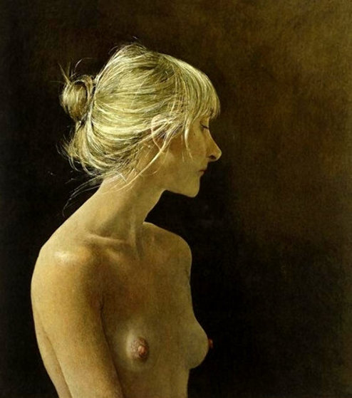Beauty Mark HS Limited Edition Print by Andrew Wyeth
