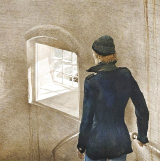 Reefer Limited Edition Print - Andrew Wyeth