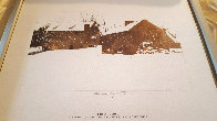 Brinton's Mill 1962 HS Limited Edition Print by Andrew Wyeth - 1