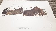 Brinton's Mill 1962 HS Limited Edition Print by Andrew Wyeth - 4