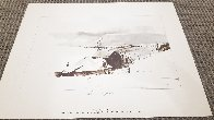 Corner 1962 HS Limited Edition Print by Andrew Wyeth - 1