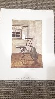 Early October 1962 HS Limited Edition Print by Andrew Wyeth - 2