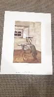 Early October 1962 HS Limited Edition Print by Andrew Wyeth - 1